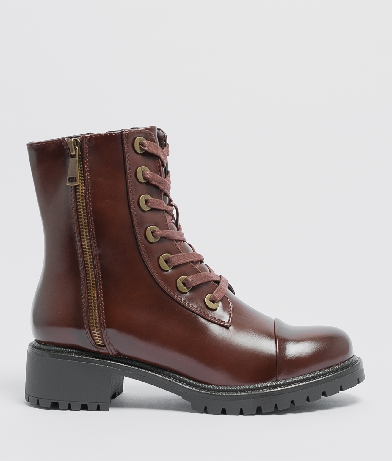 Low Boot Colia - Brown