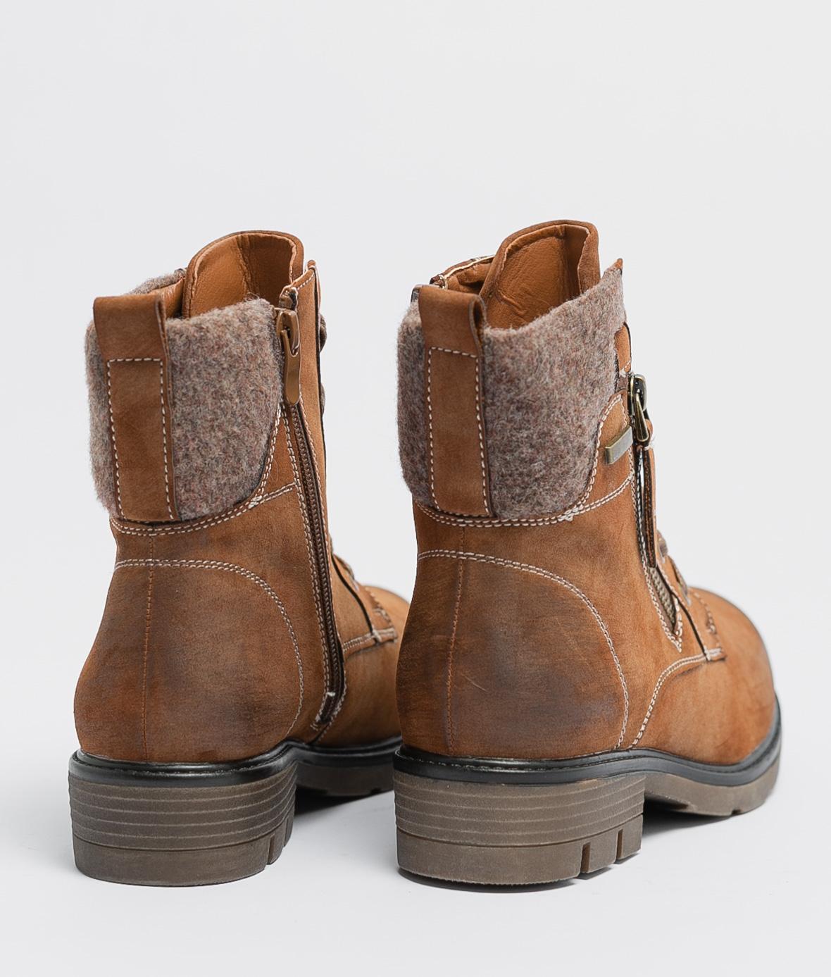 Low Boot Cartia - Camel
