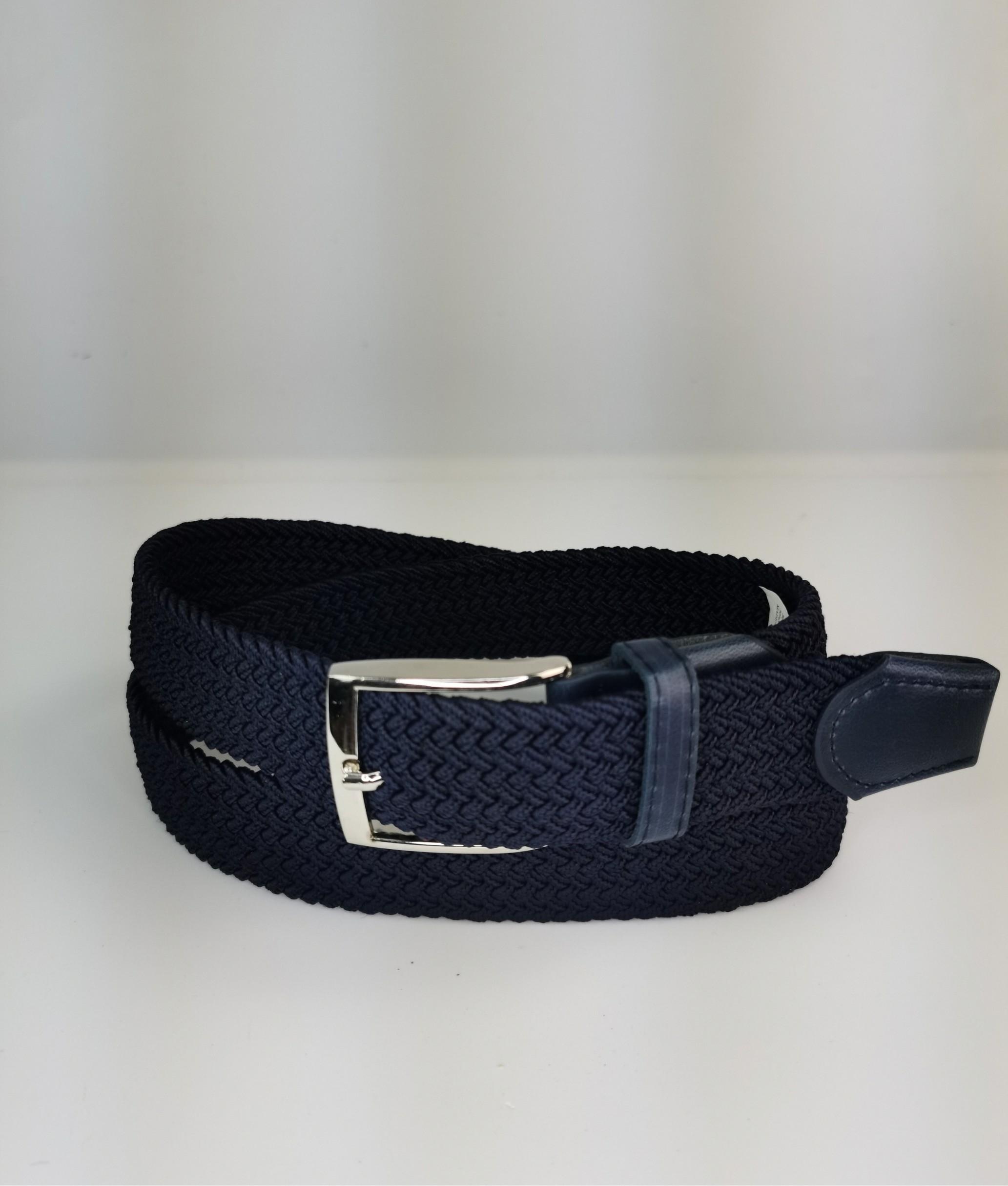 Cinturón elastilo Ela - marino