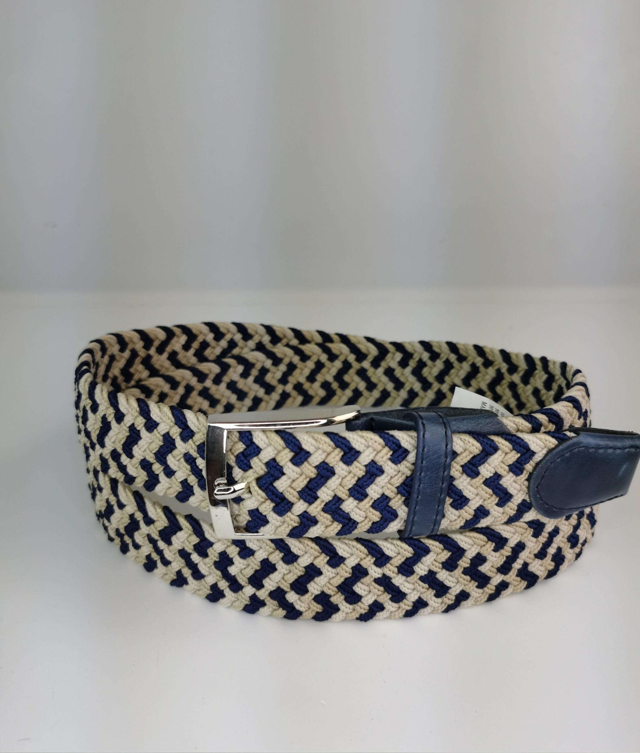 Cinturón elastilo Ela - kaky