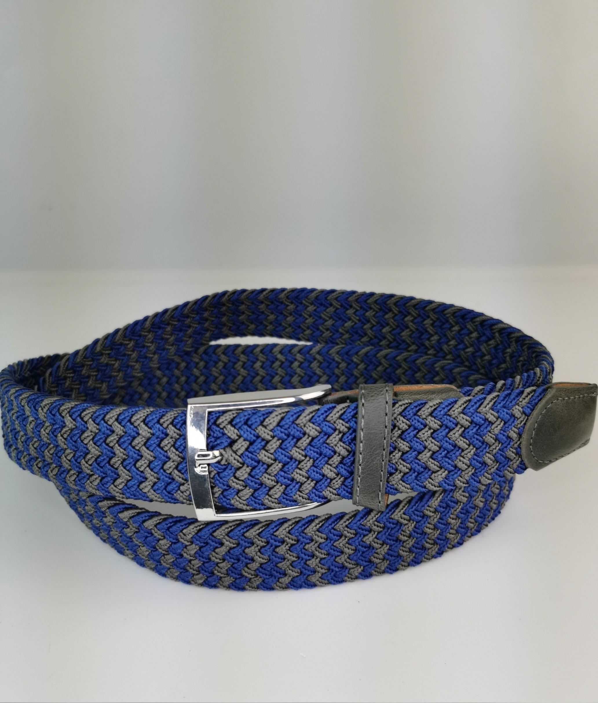 Cinturón elastilo Ela - gris