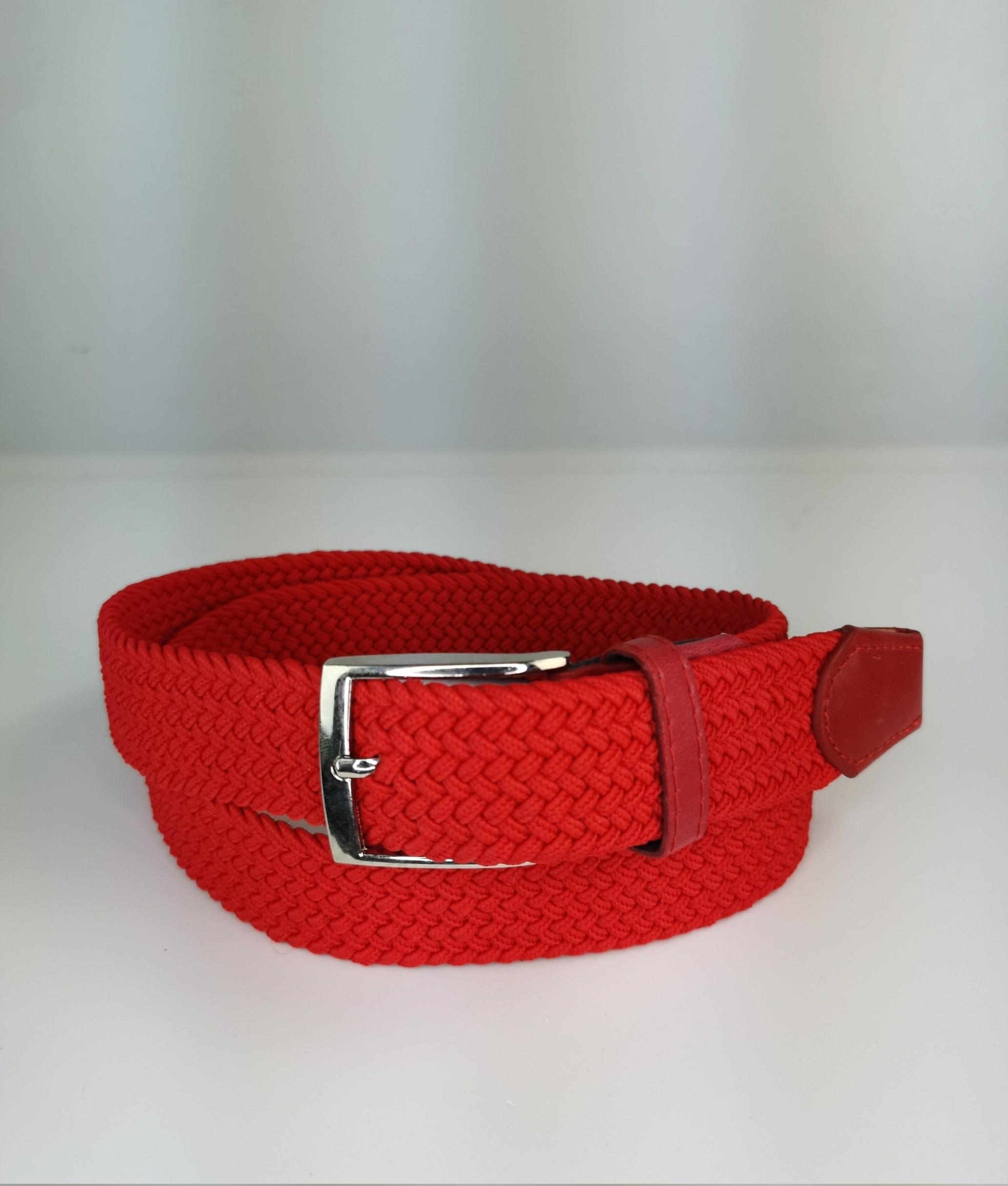 Cinturón elastilo Ela - negro