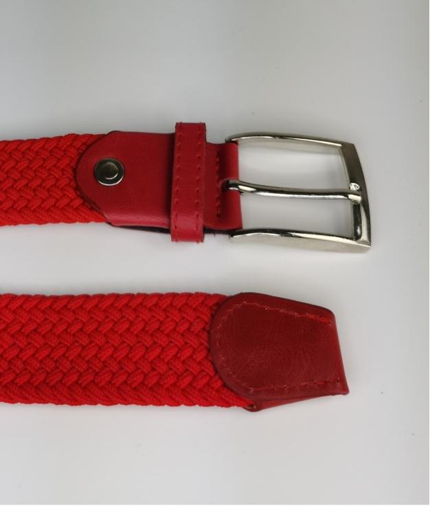 Cinturón elastilo Ela - rojo