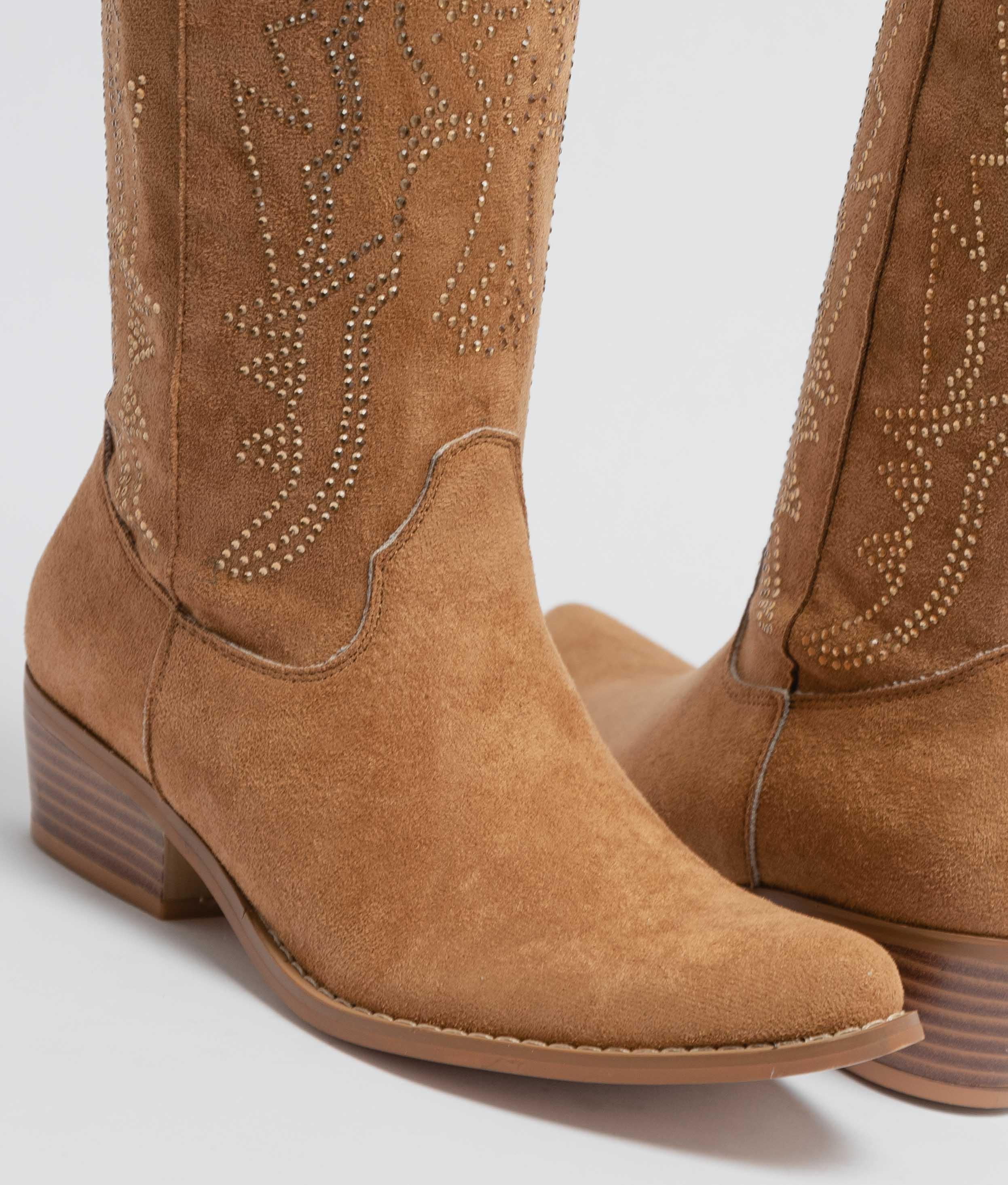 Cauva Low Boot - Camel