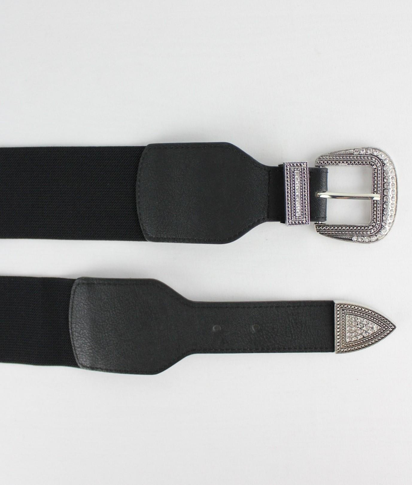 Cintura Abby - Nero