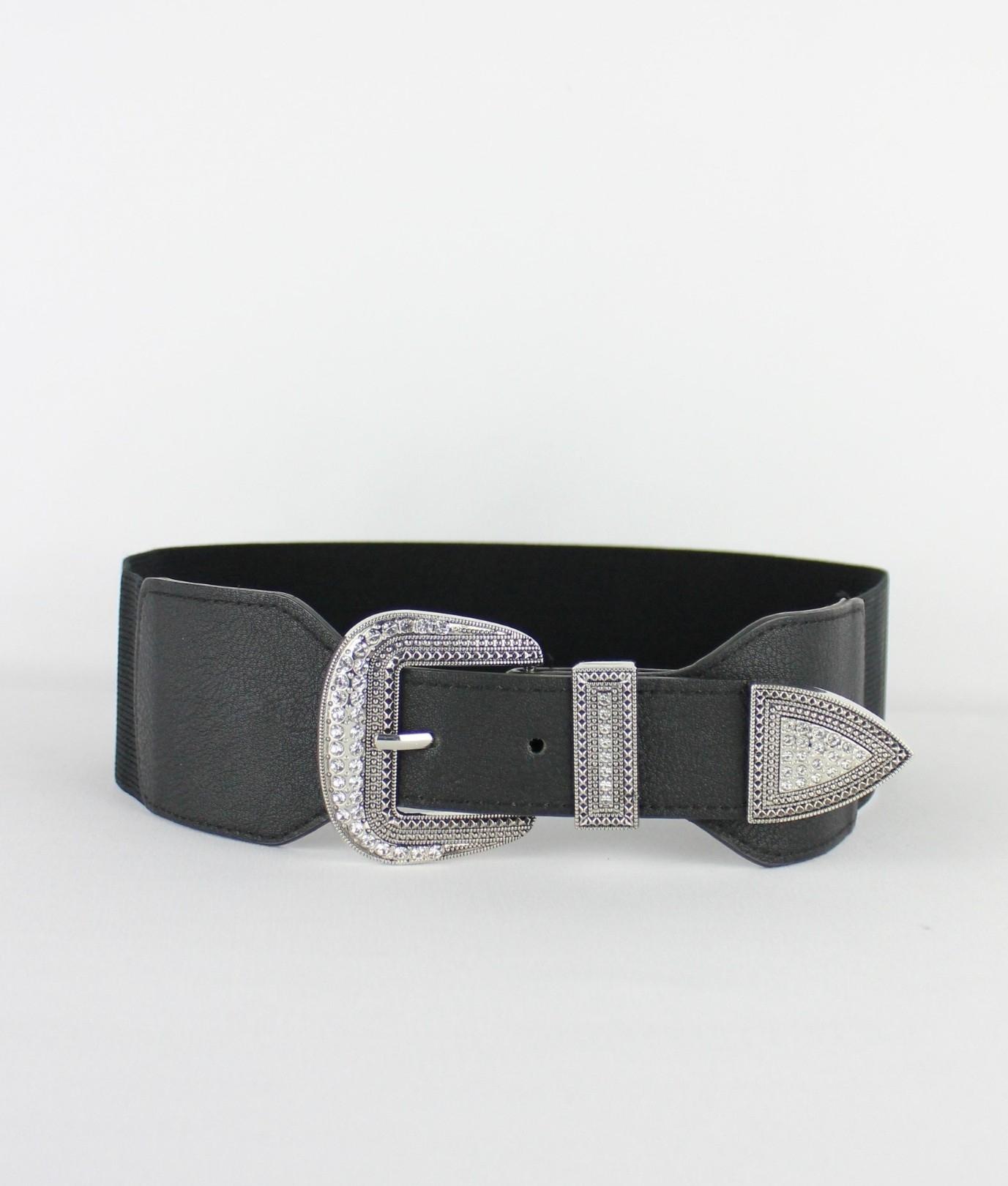 Cinturón Abby - Negro