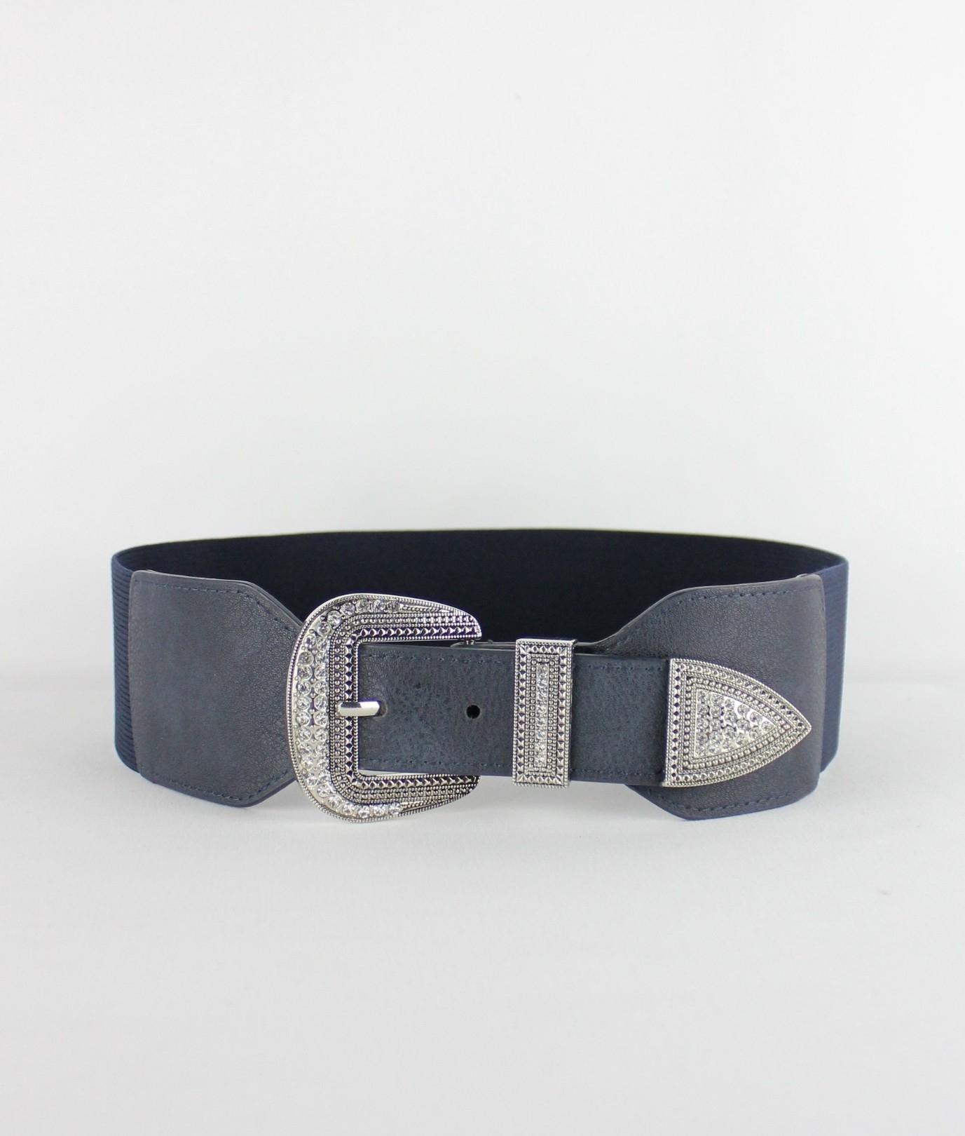 Cintura Abby - Blu Marino