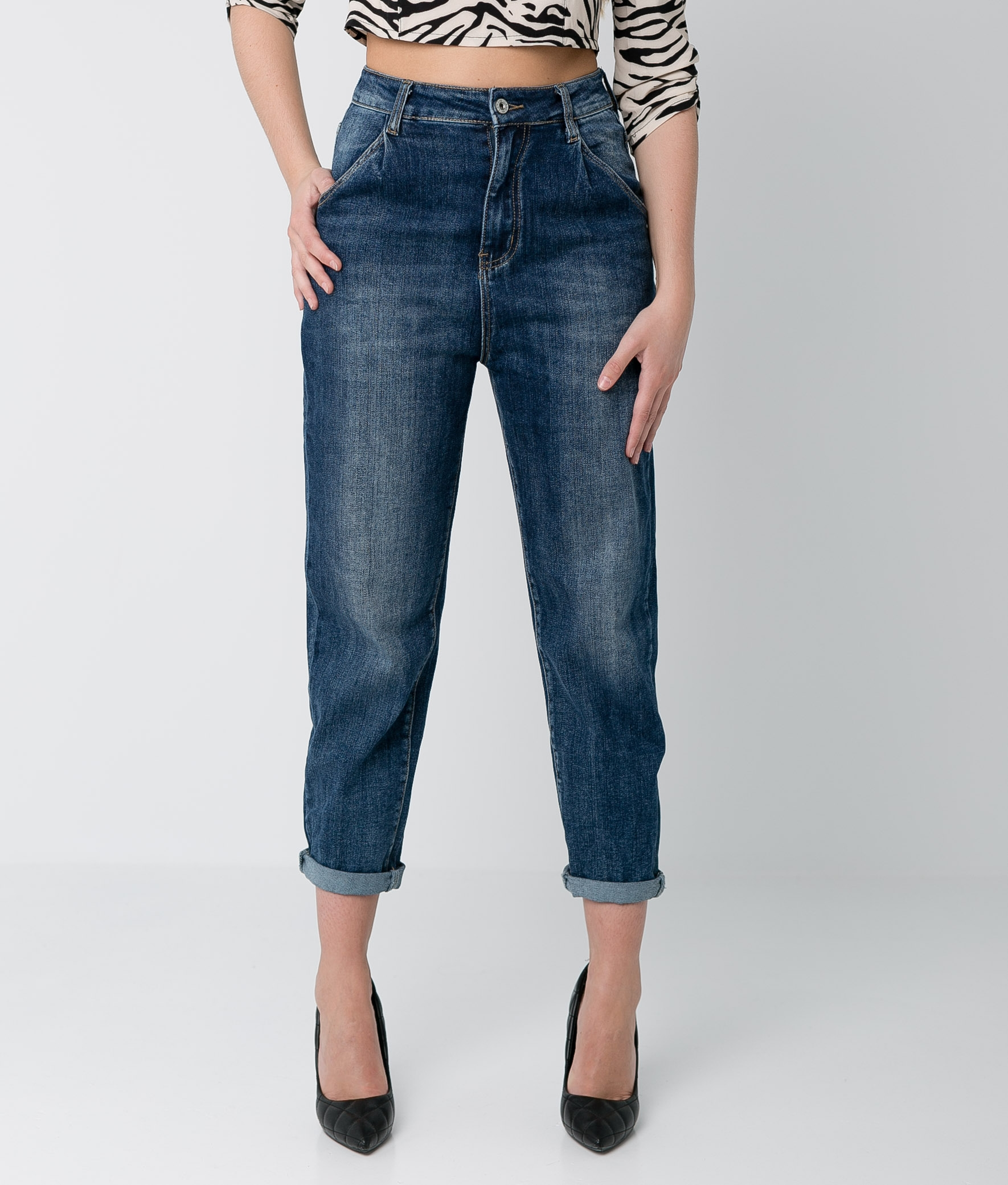 Pantalon Klin - Denim
