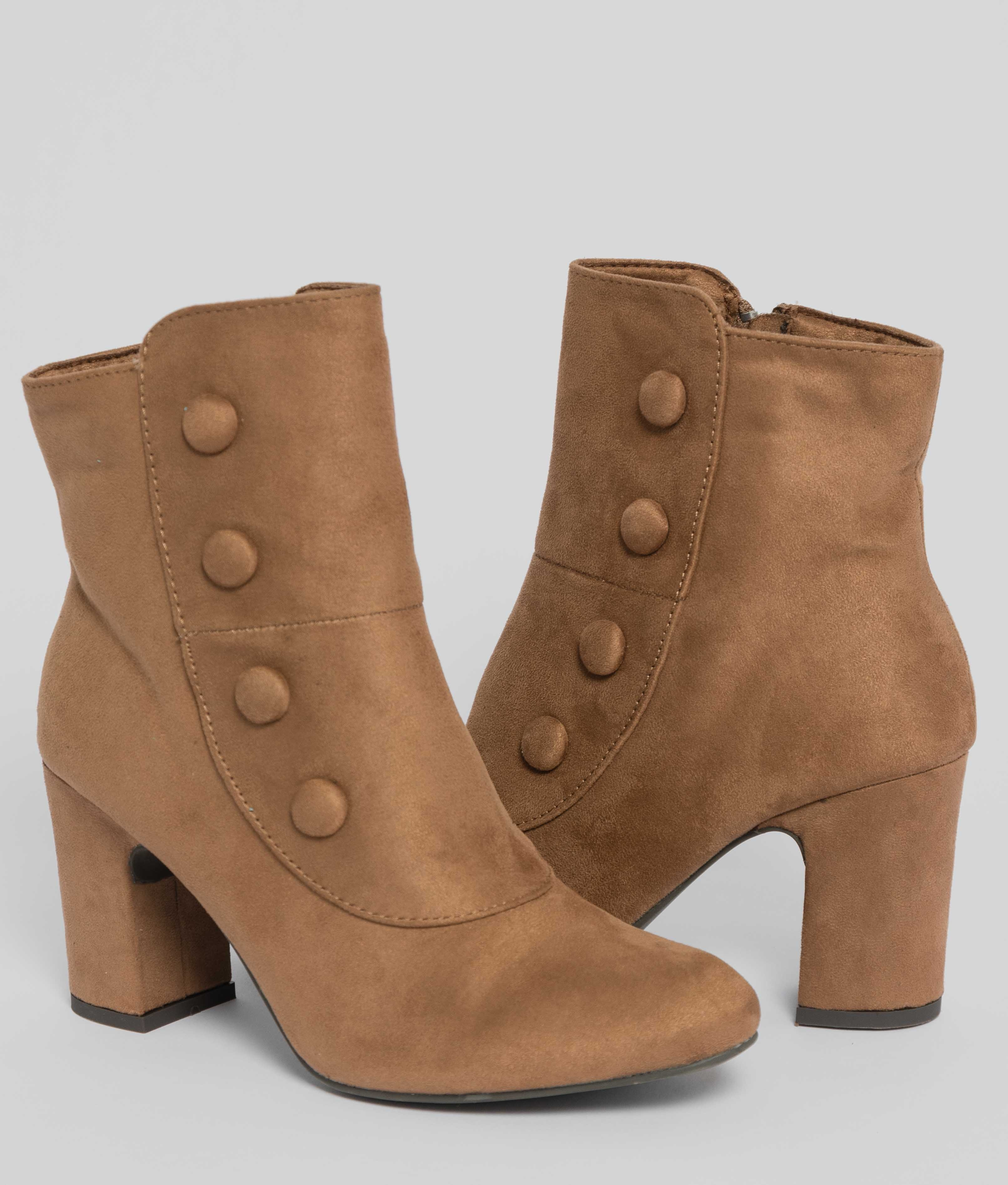 Low Boot Chaplin - Taupe