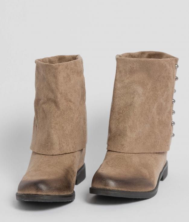 Low Boot Dumi - Beige
