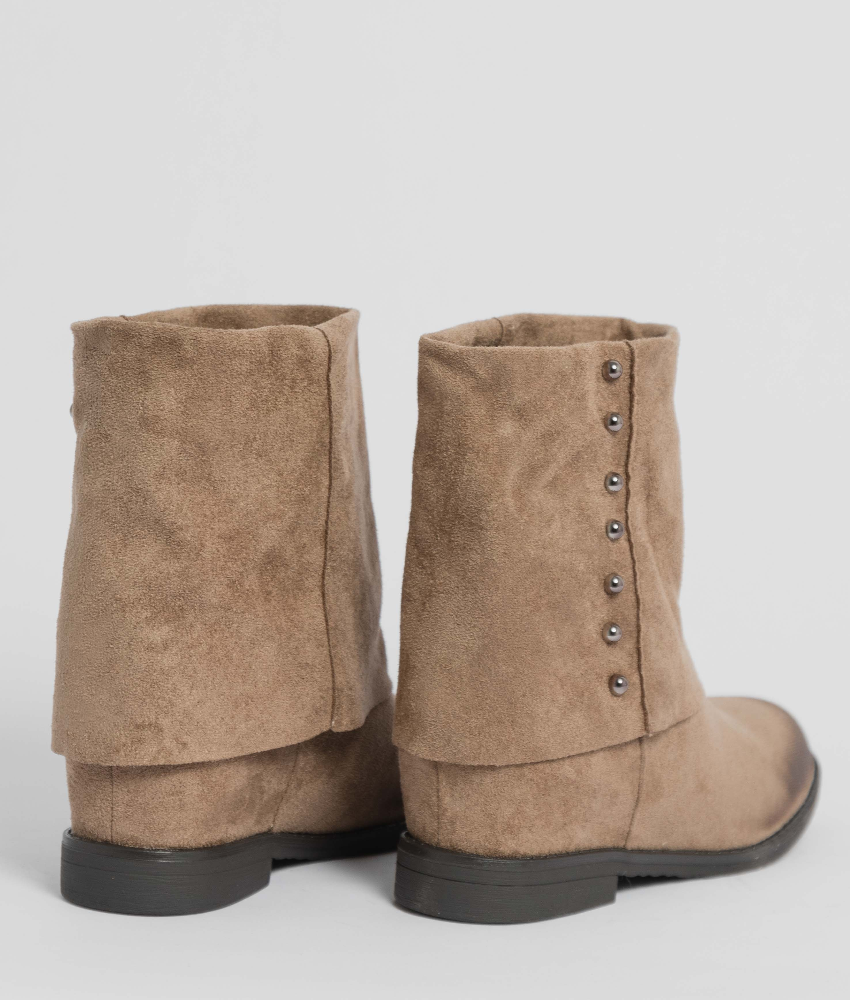 Low Boot Dumi - Beige