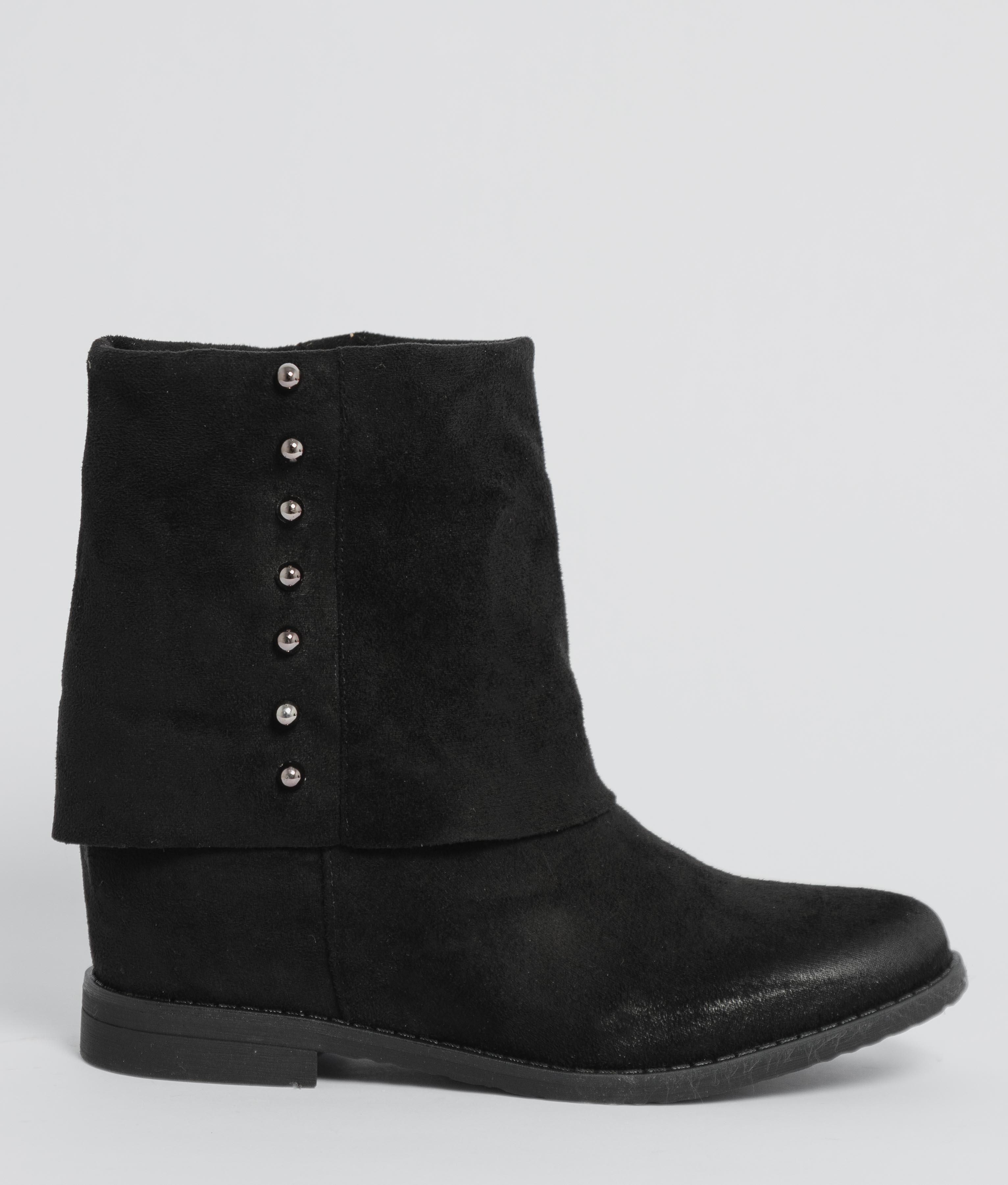 Low Boot Dumi - Black