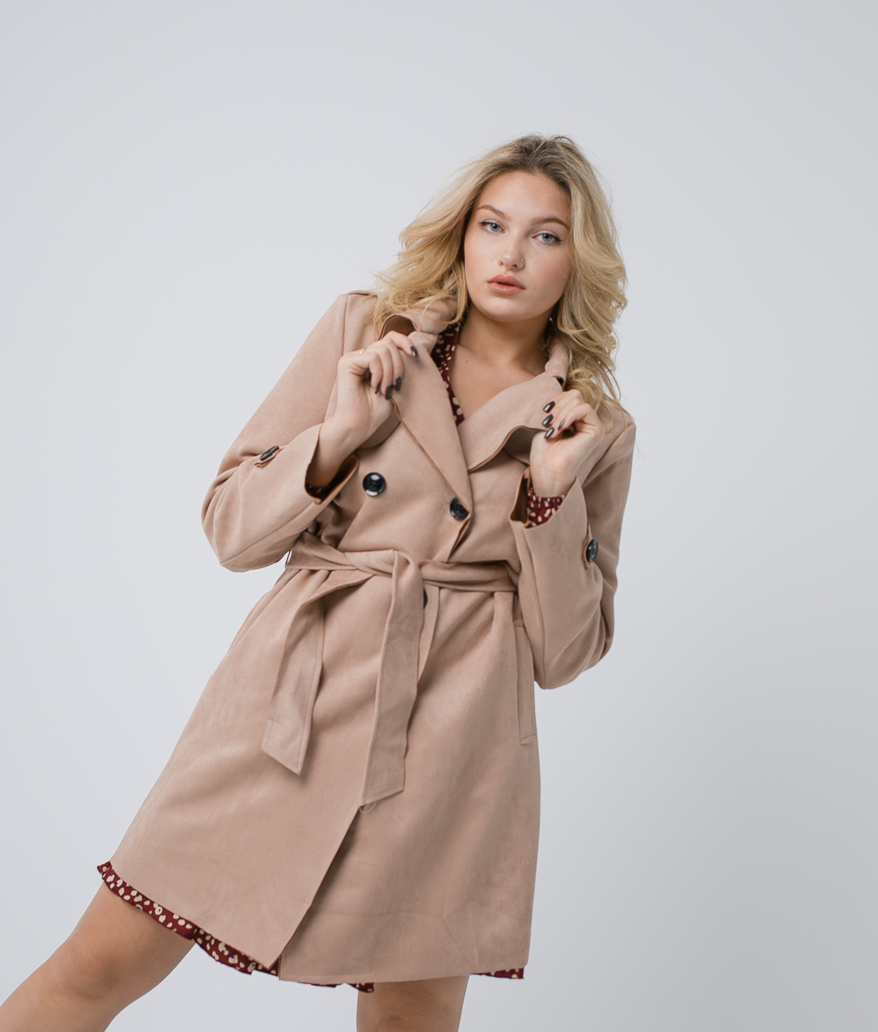 CHAQUETA CURIE - PINK
