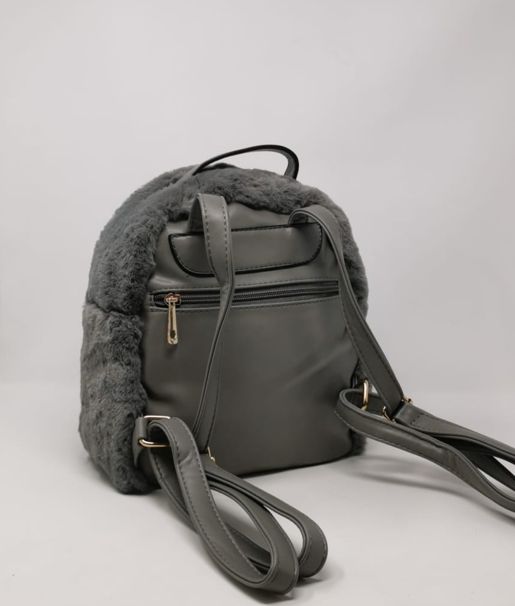 BACKPACK GRY - GRAY