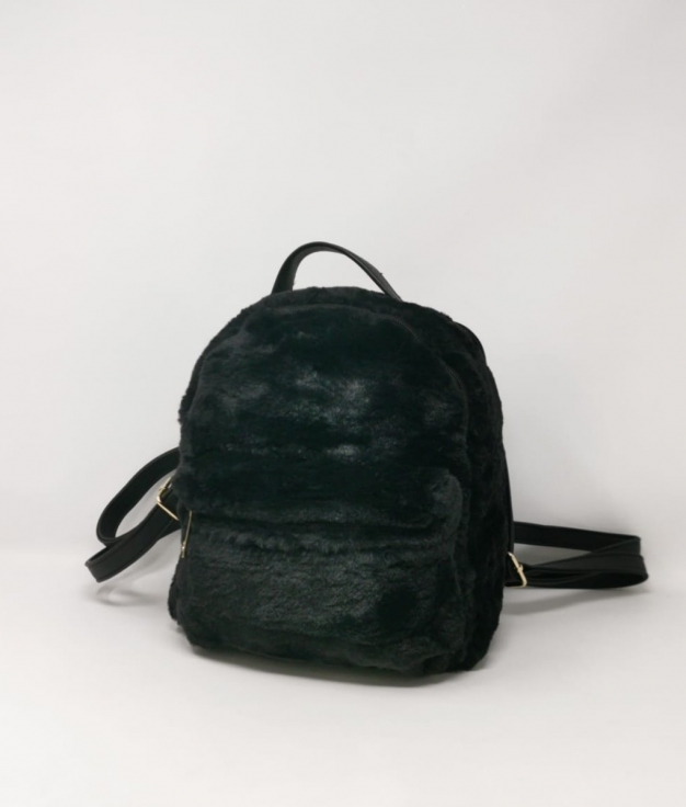 BACKPACK GRY - BLACK