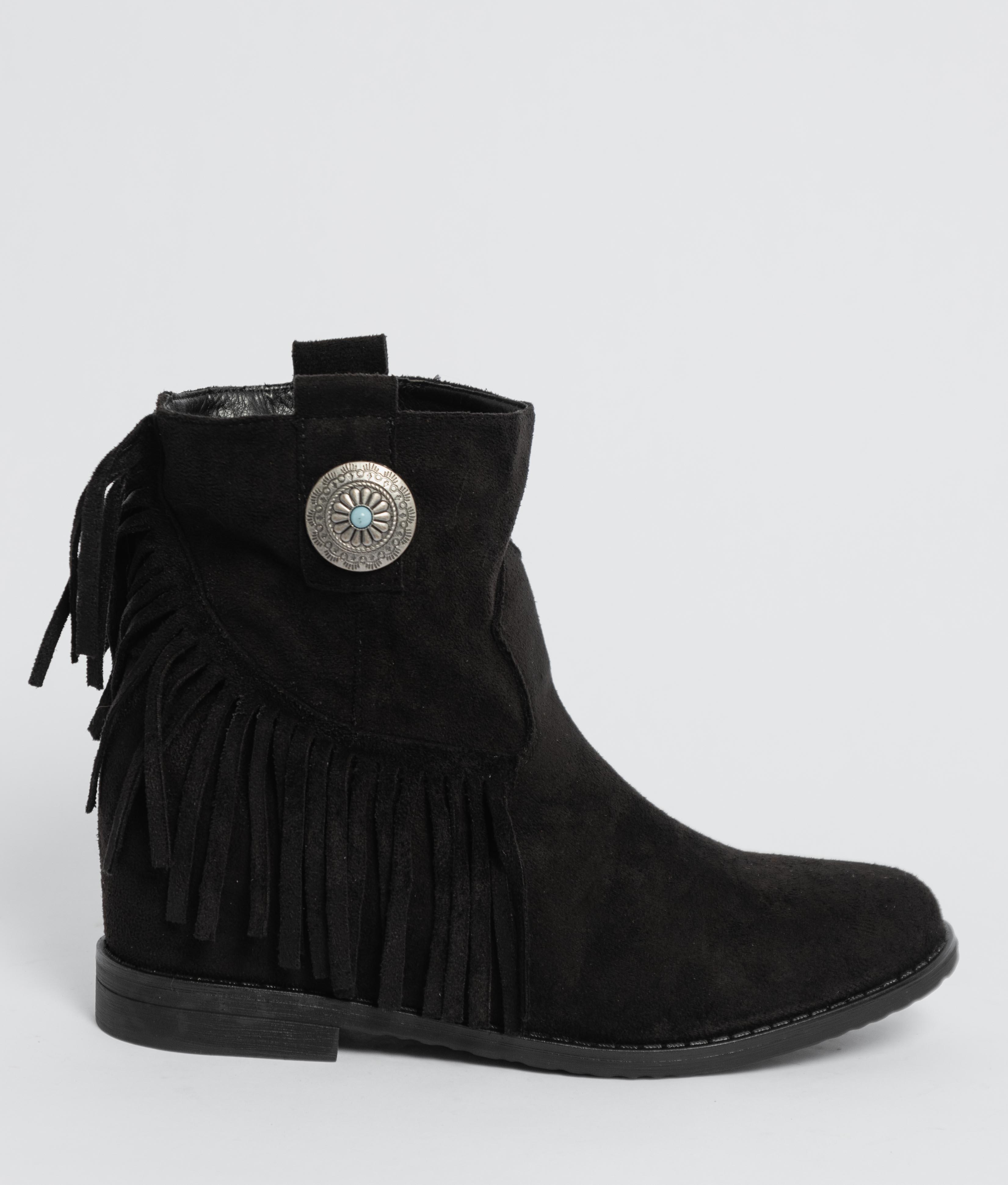 Boot Petite Sarina - Noir