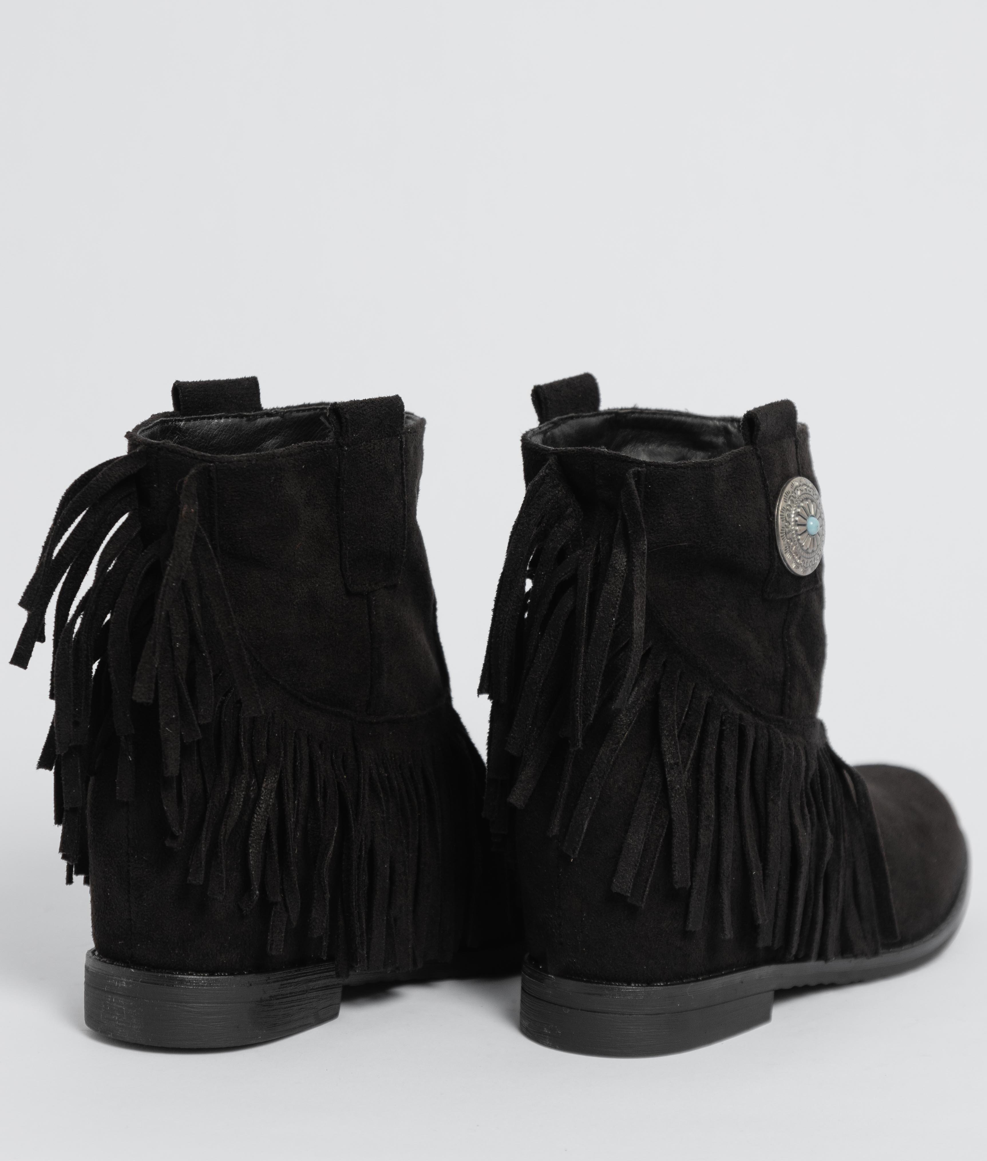 Low Boot Sarina - Black