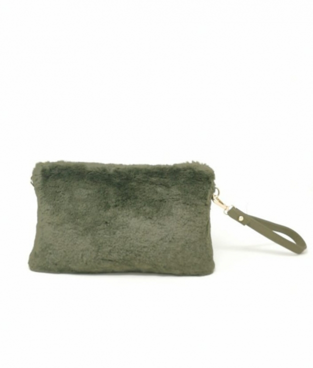 LILIANA-GREEN HANDBAG