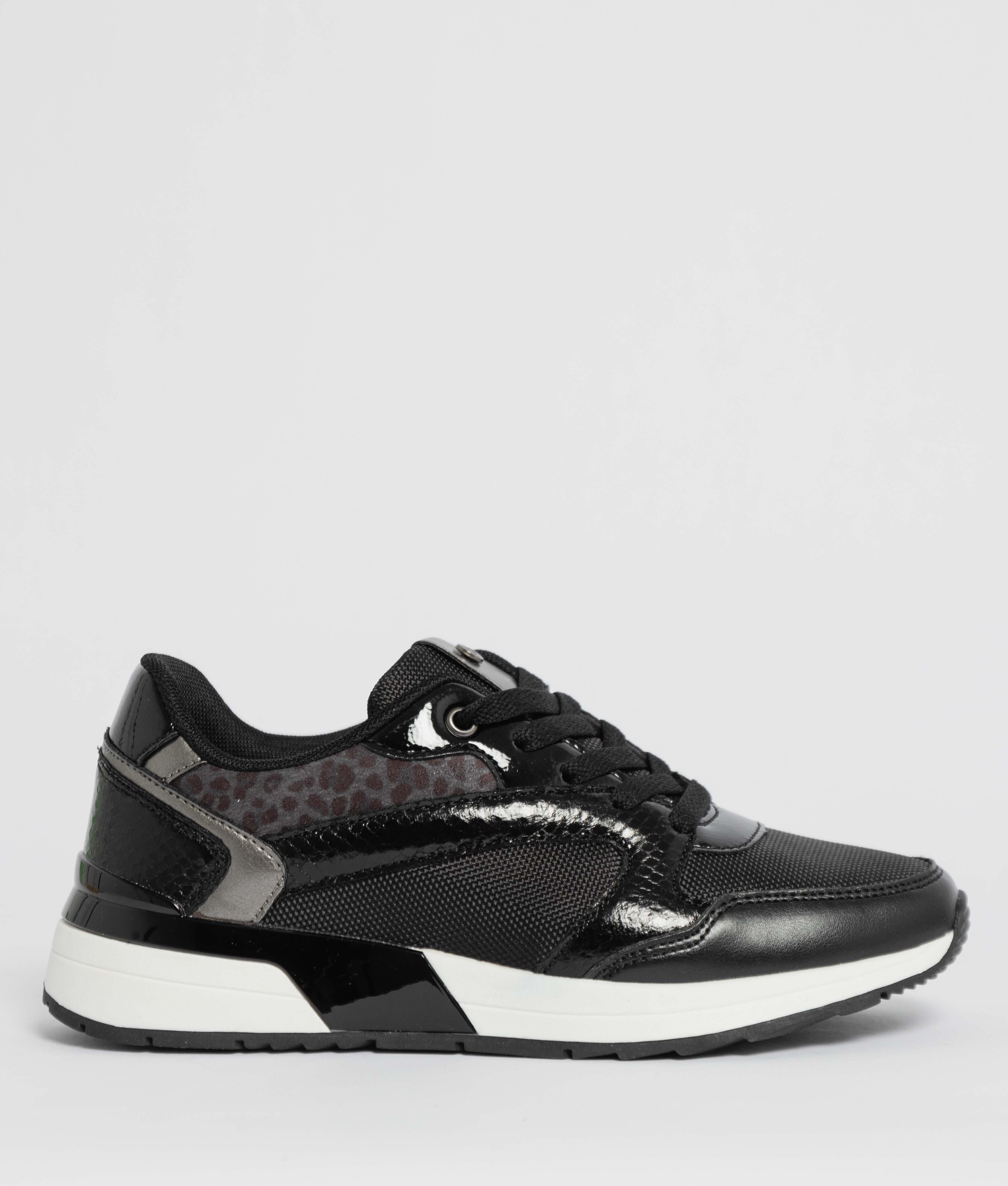 Sneakers Zalia - Preto