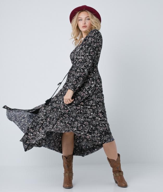 Vestido Numi - Negro