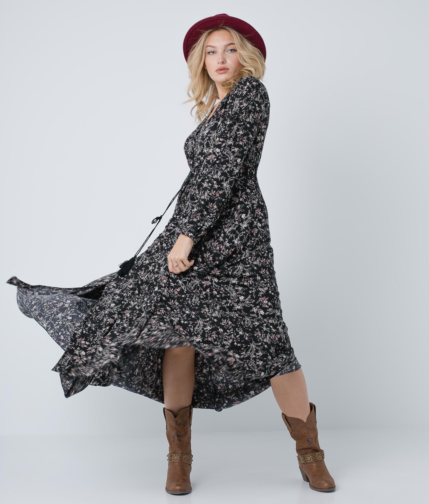 Dress Numi - Black