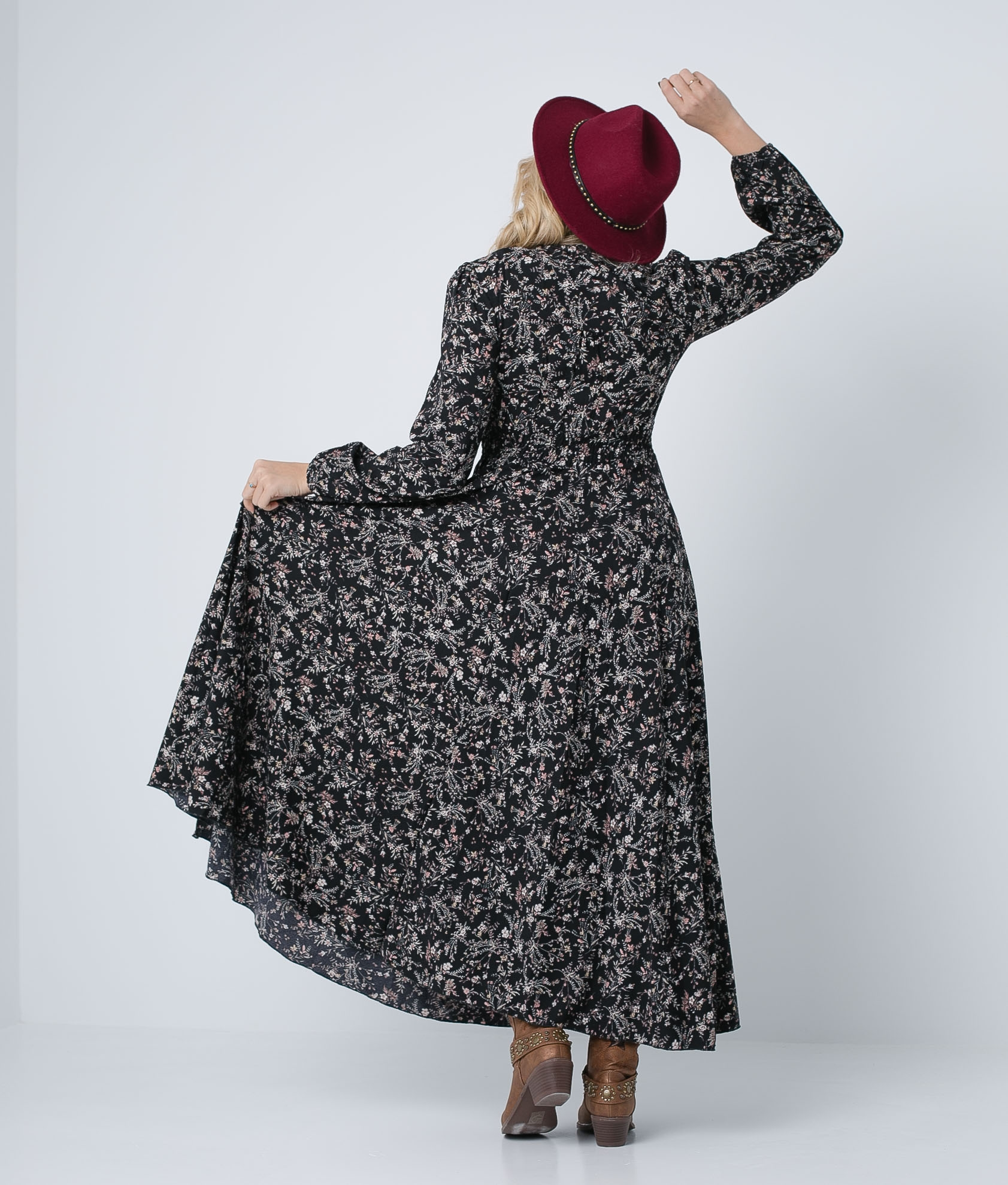 Robe Numi - Noir