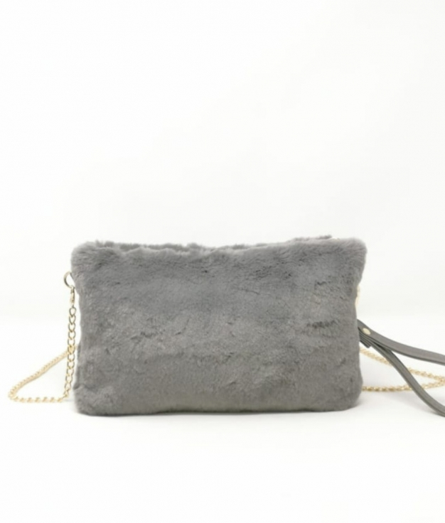LILIANA HANDBAG - GRAY