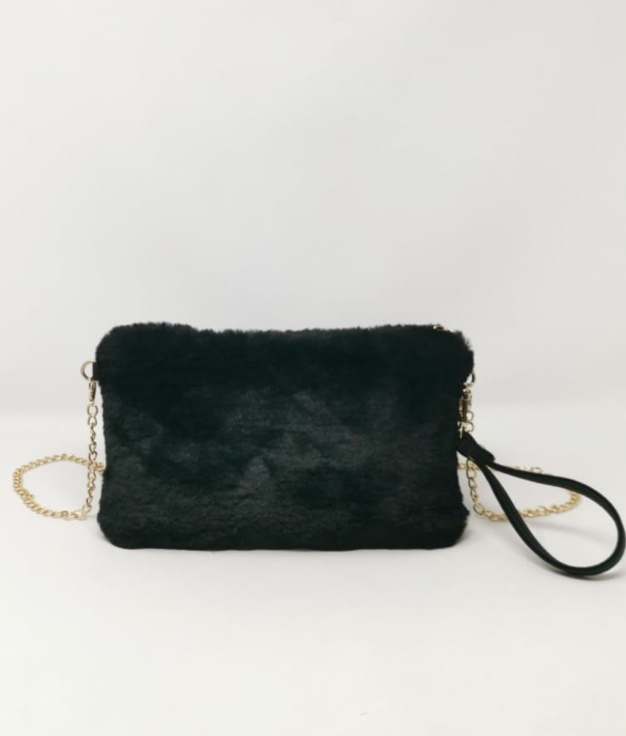 HANDBAG LILIANA - BLACK