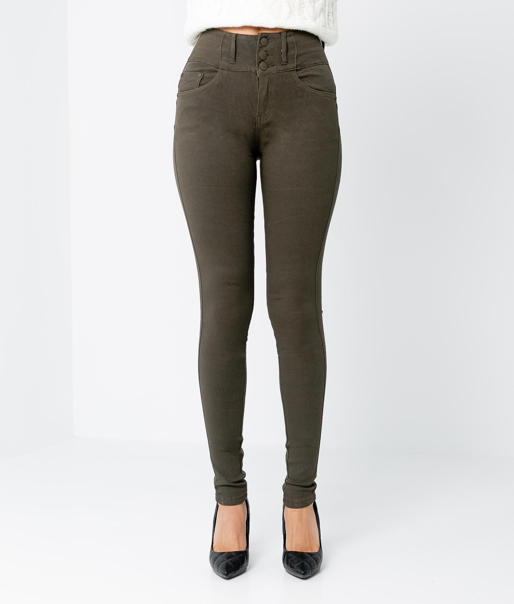 Pantalon Subama - Kaki