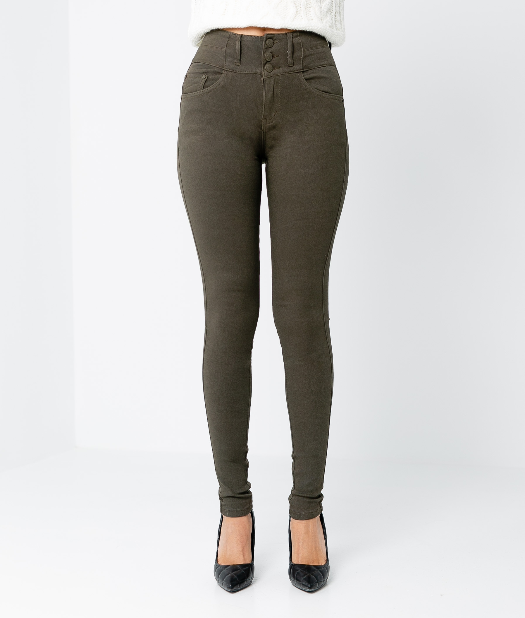 Pantaloni Subama - Cachi