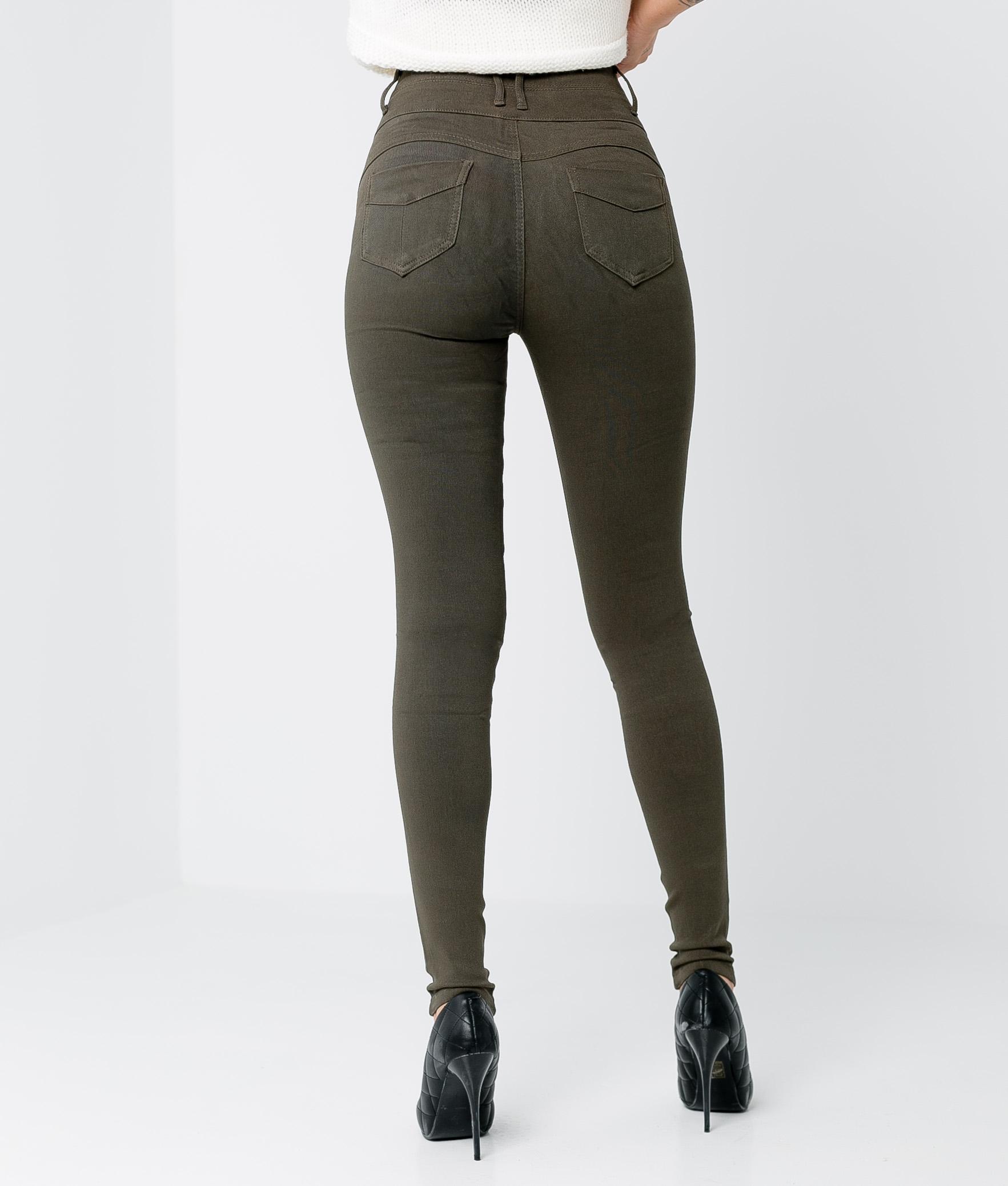 Trousers Subama - Khaki