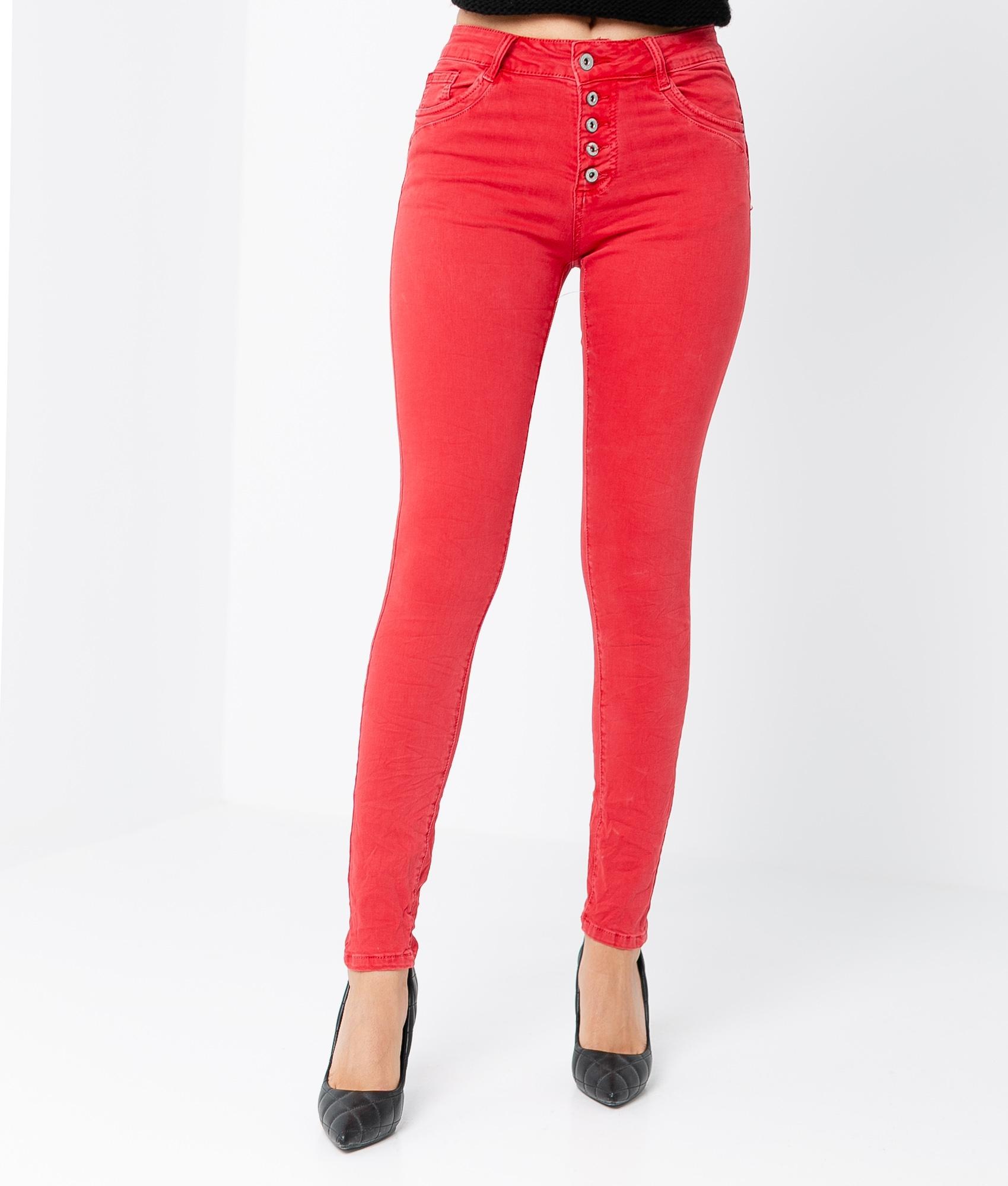 Pantalon Mainer - Rojo