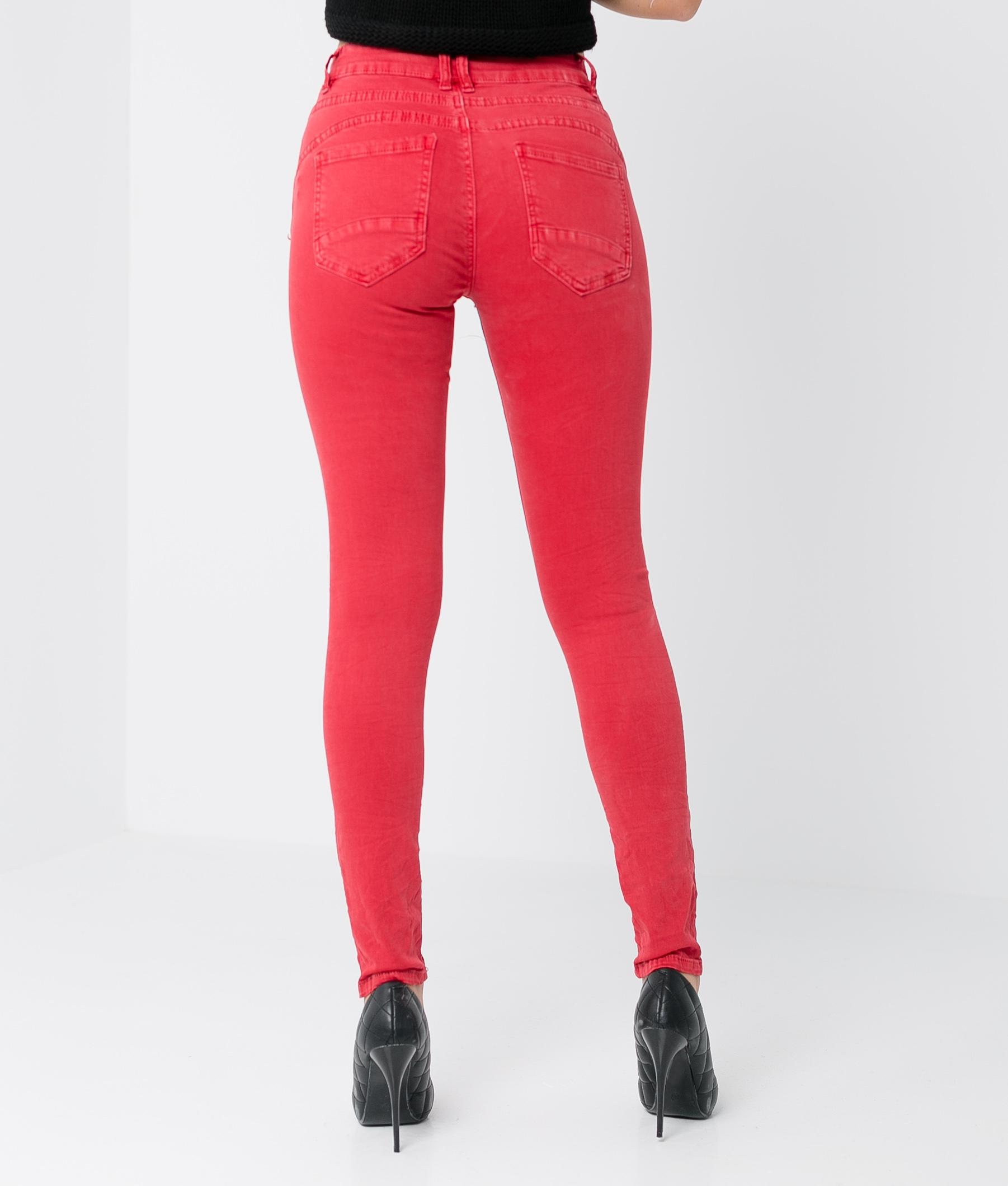 Pantaloni Mainer - Rosso