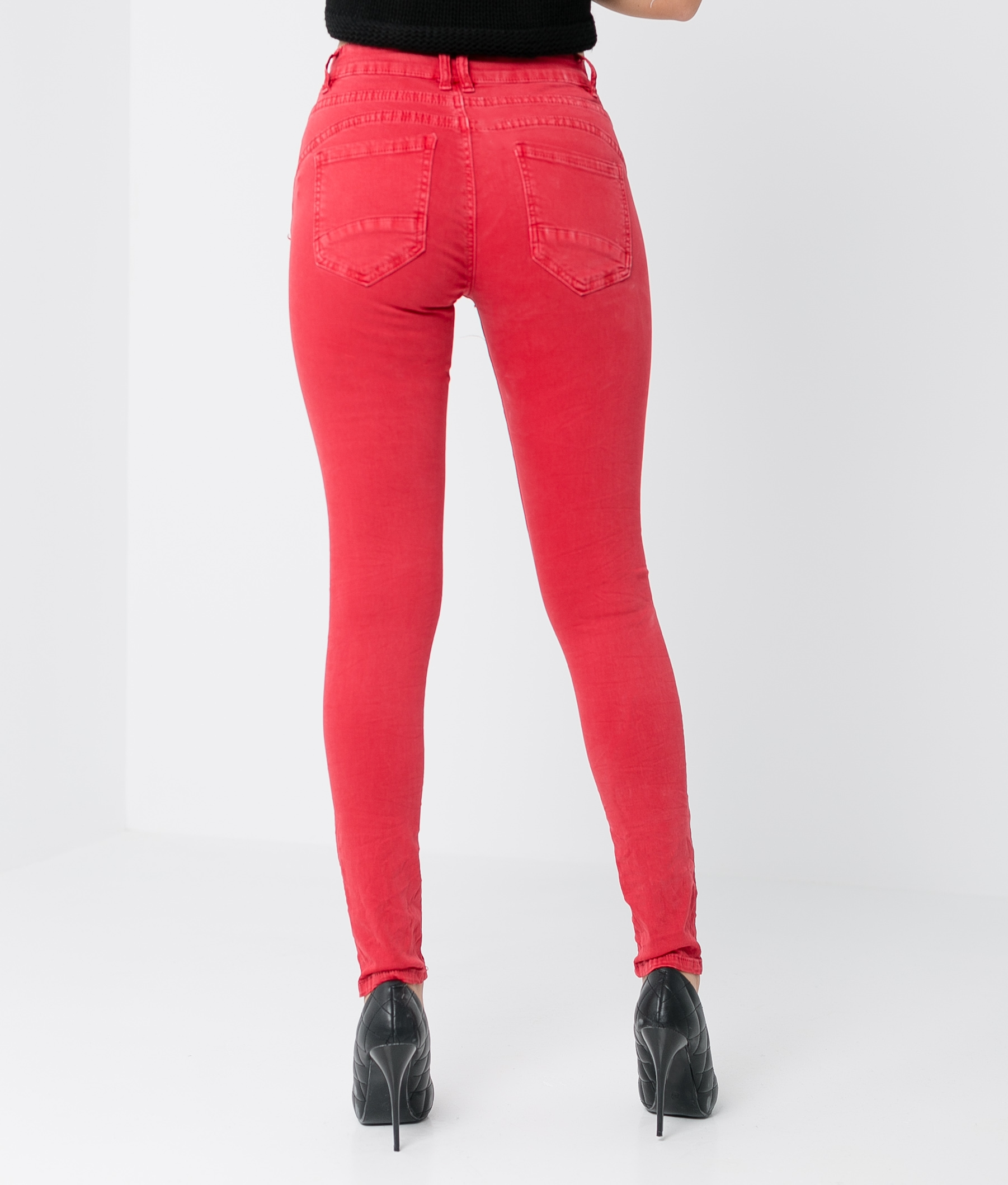 Trousers Mainer - Red