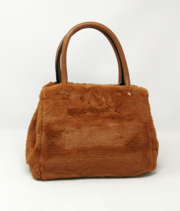 TEDY-BROWN BAG