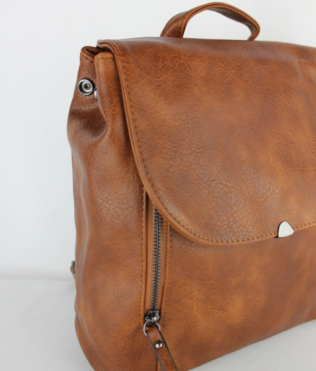 Backpack Celia - Leather