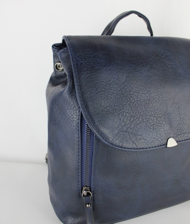 Backpack Celia - Navy Blue