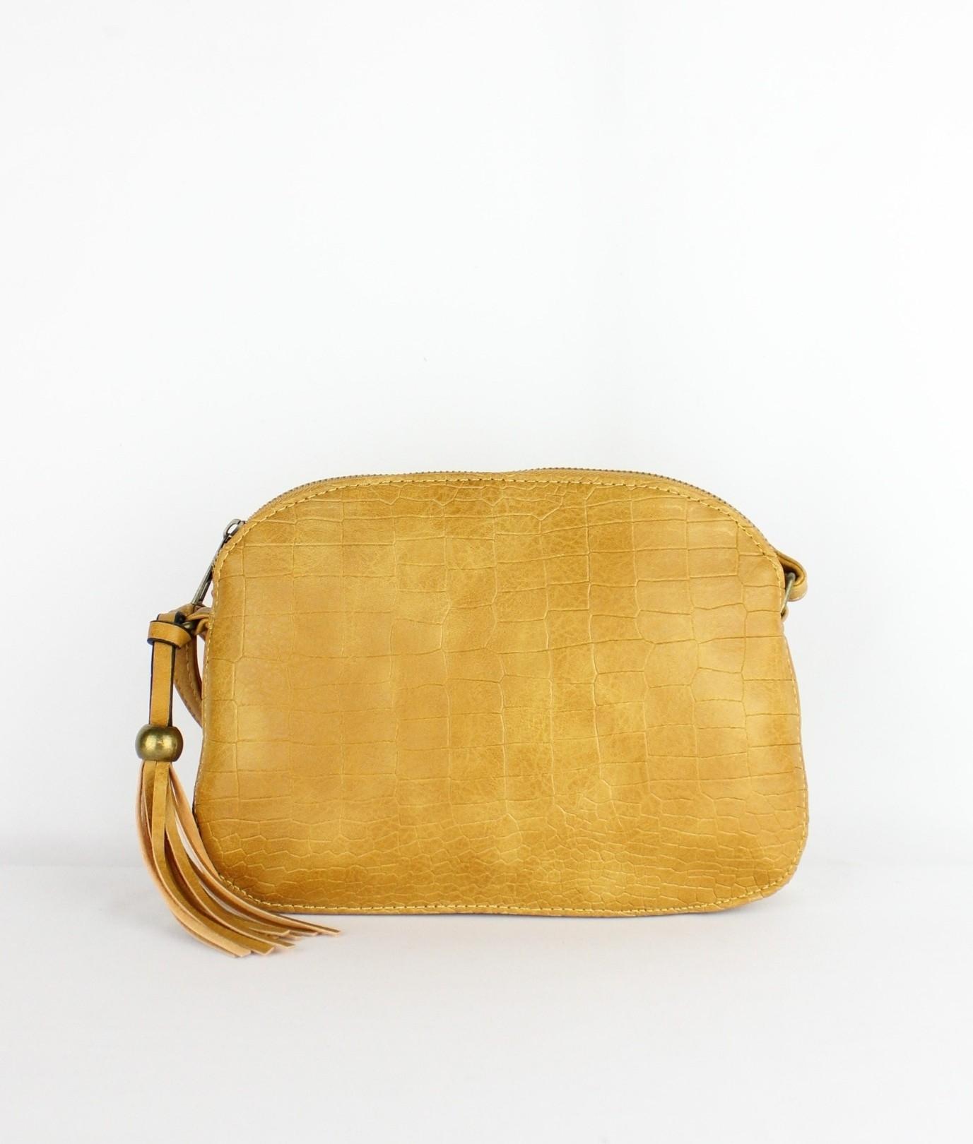 Wallet Grace - Mustard