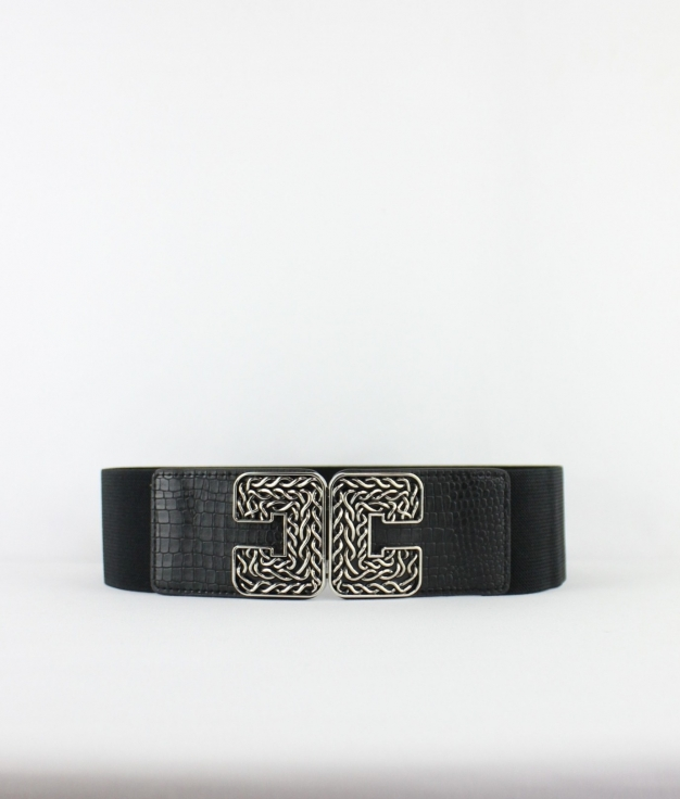 Cinturón Uma - Negro