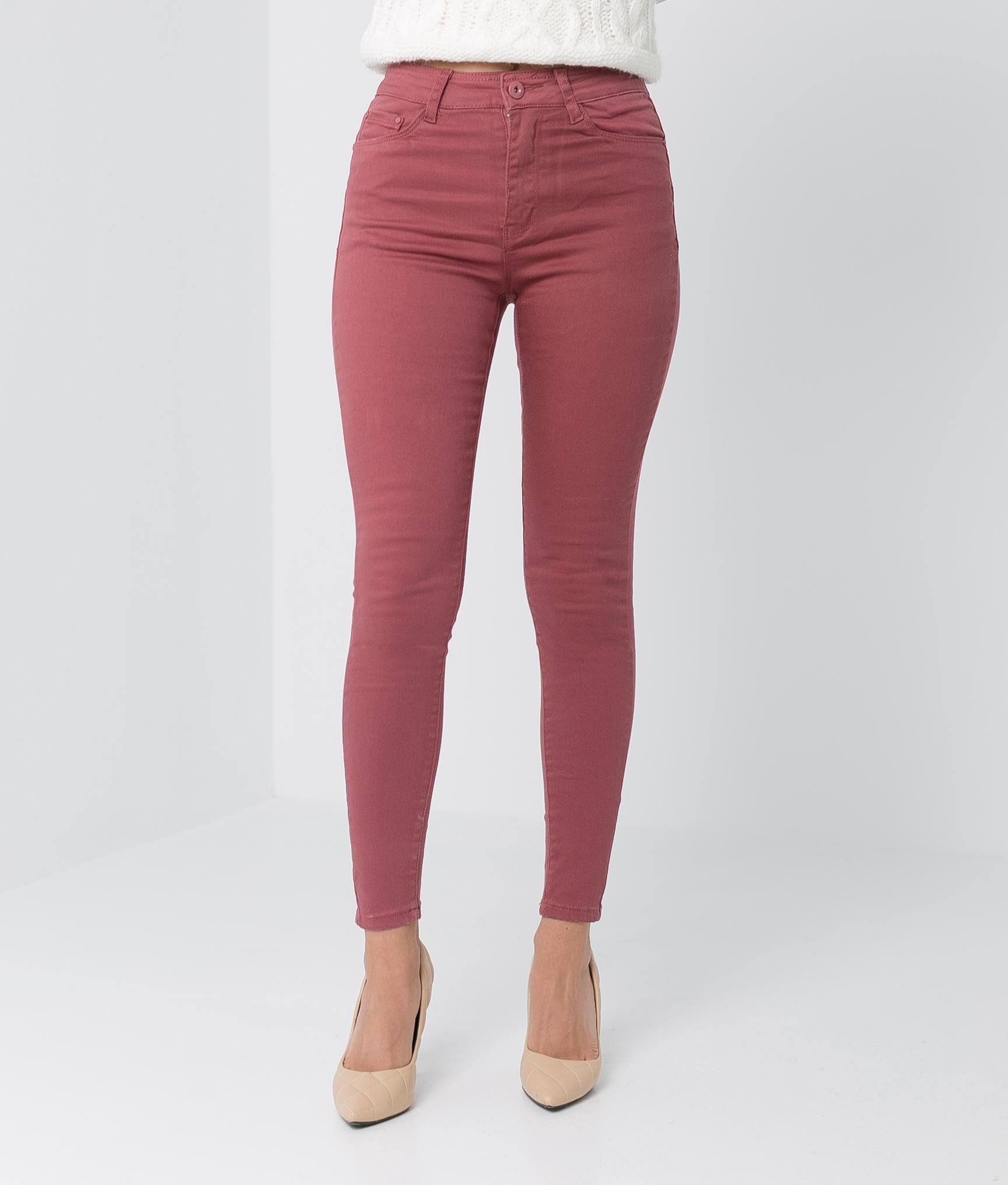 Pantaloni Glater - Granato