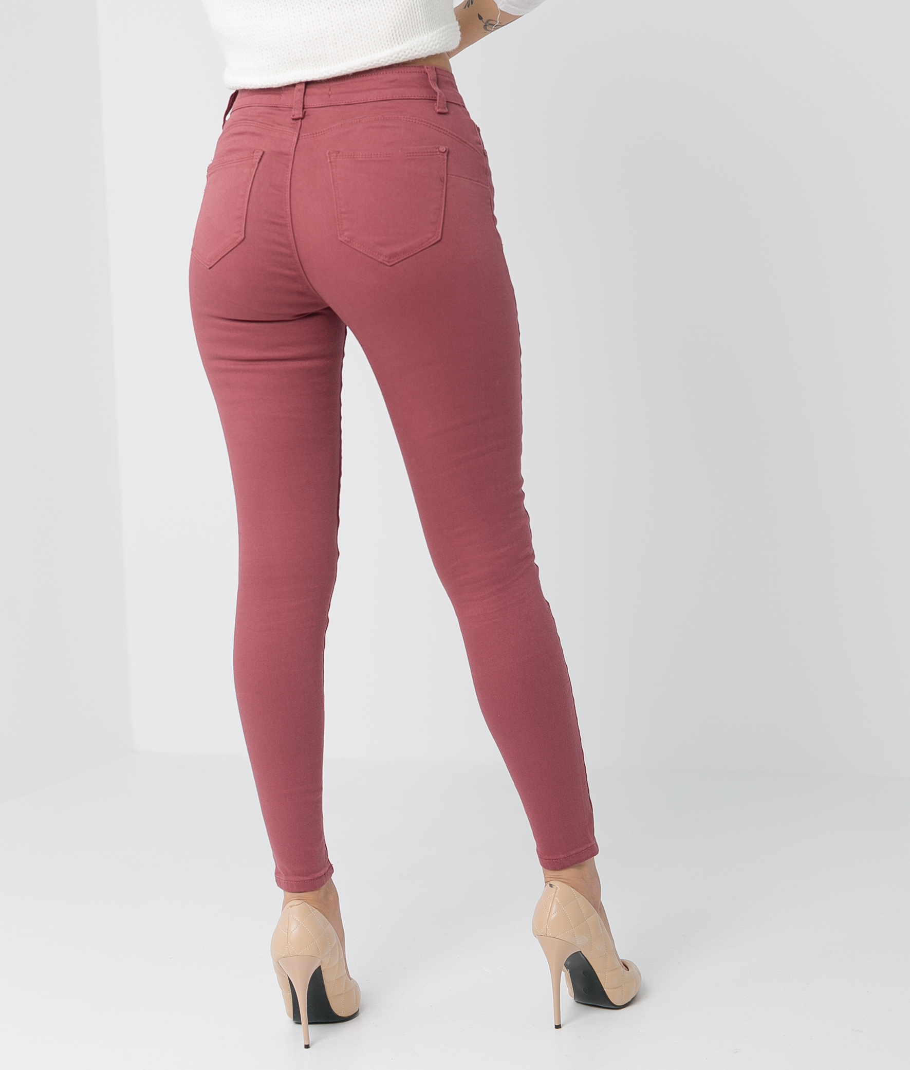 Trousers Glater - Maroon