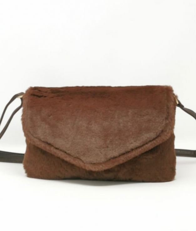 CROSSBODY TEDY - BROWN