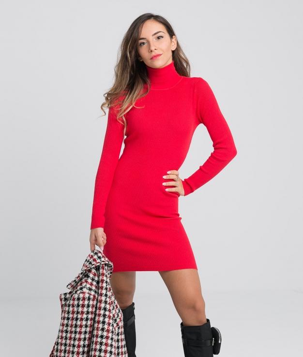 VESTIDO PIAF - RED