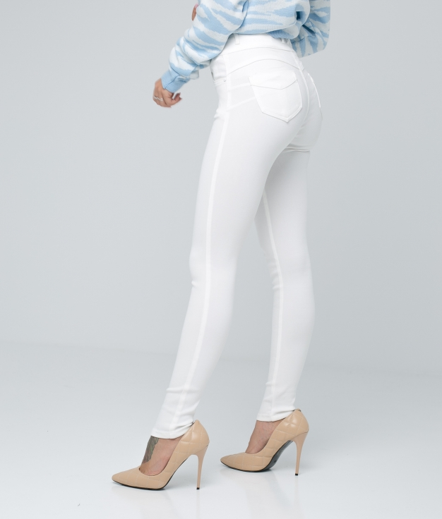Pantalon Subama - Blanco