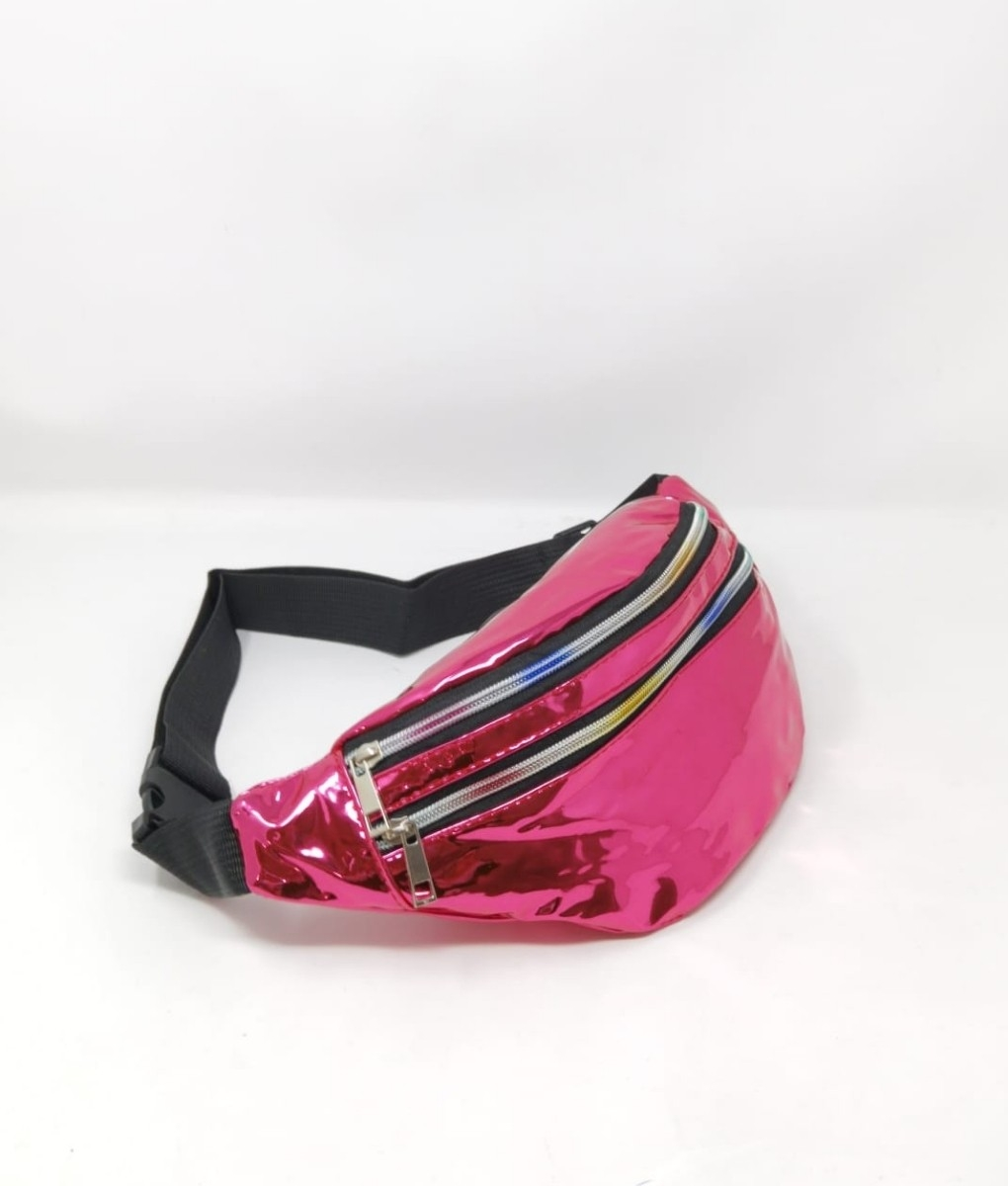 BELT BAG ZIP - FUCHSIA