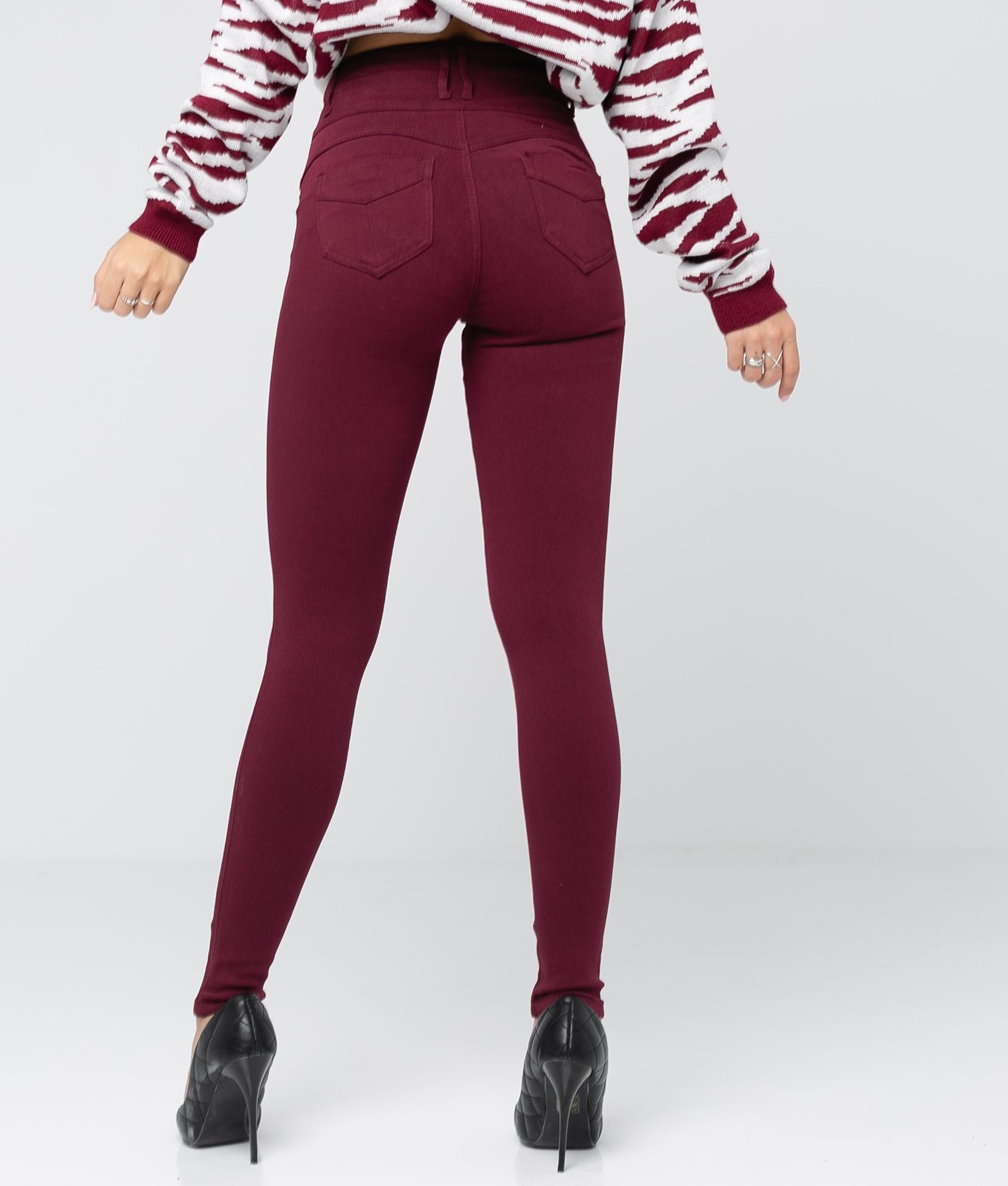 Pantaloni Subama - Granate
