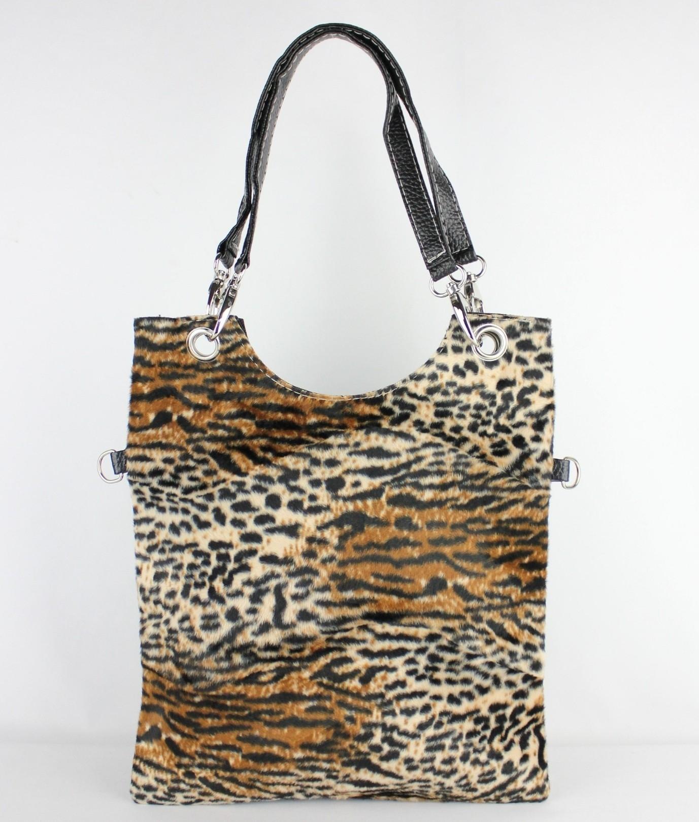 Bolsa Macau - Leopardo AC