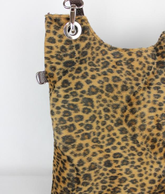 Bag Macau - Leopard AD