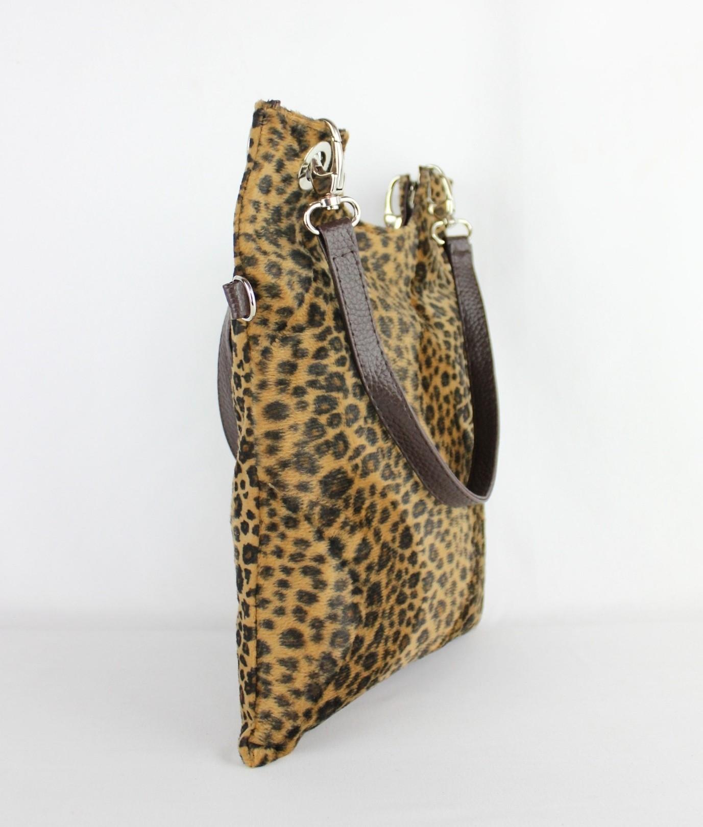 Bolsa Macau - Leopardo AD