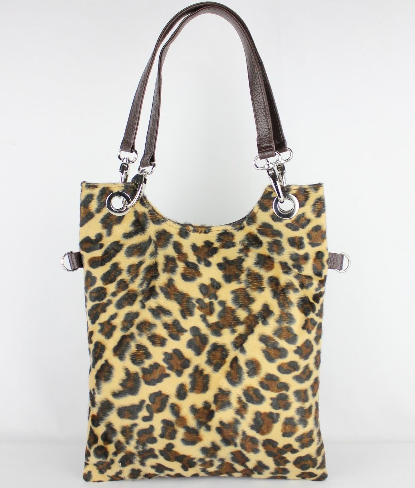 Bag Macau - Leopard AF